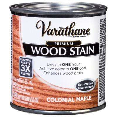 8 oz. Colonial Maple Premium Fast Dry Interior Wood Stain