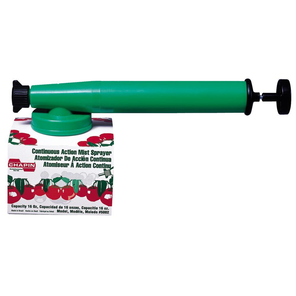 16 oz. Continuous Action Liquid Misting Hand Sprayer