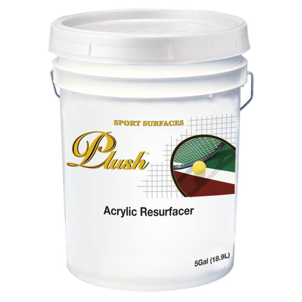 Plush 5 gal. Acrylic Resurfacer