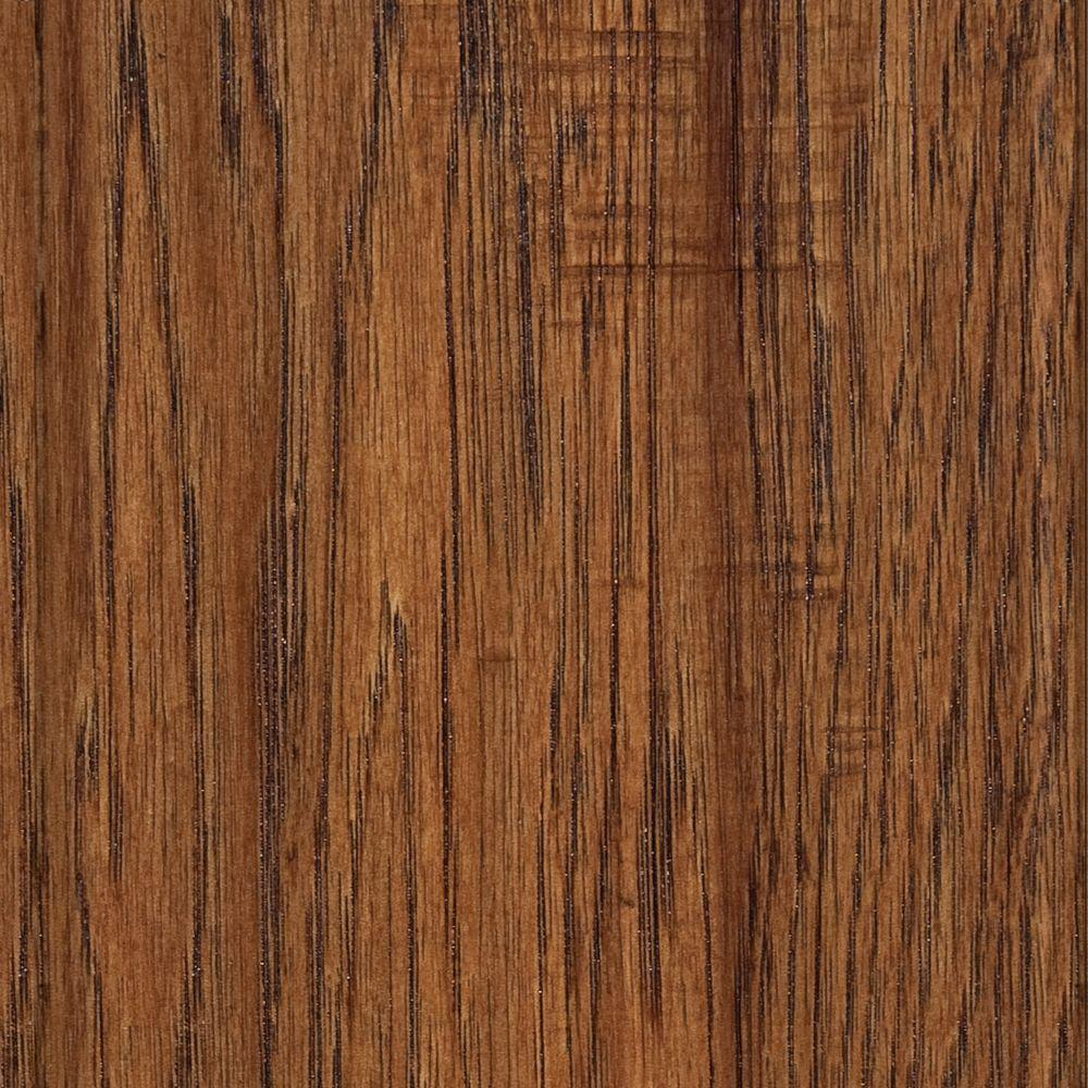 Home Legend Distressed Kinsley Hickory Solid Hardwood Flooring - 5 in. x 7 in. Take Home Sample