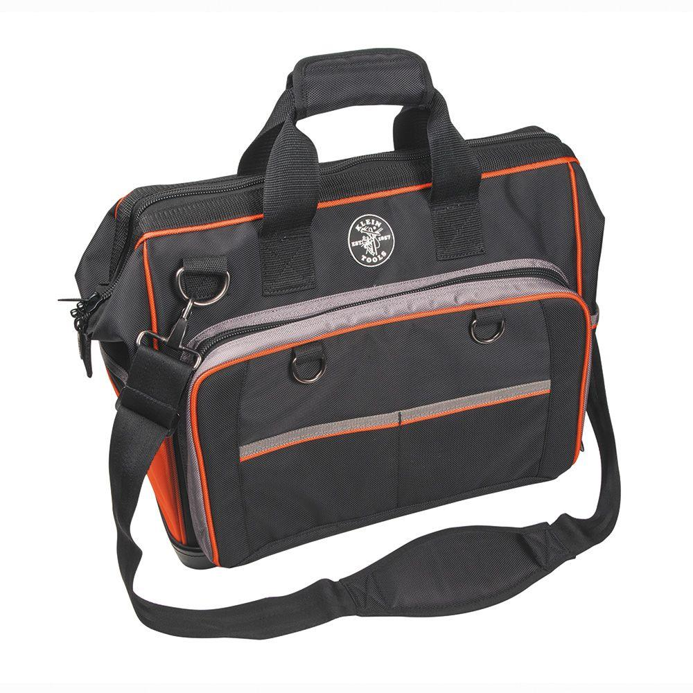 Klein Tools Tradesman Pro 10 In Extreme Electrician S Tool Bag