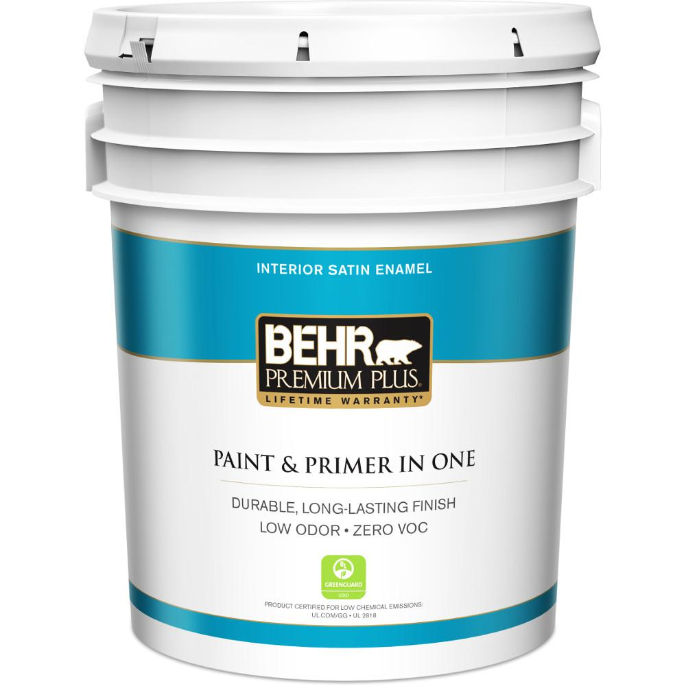 Home Depot Gallon Behr Paint