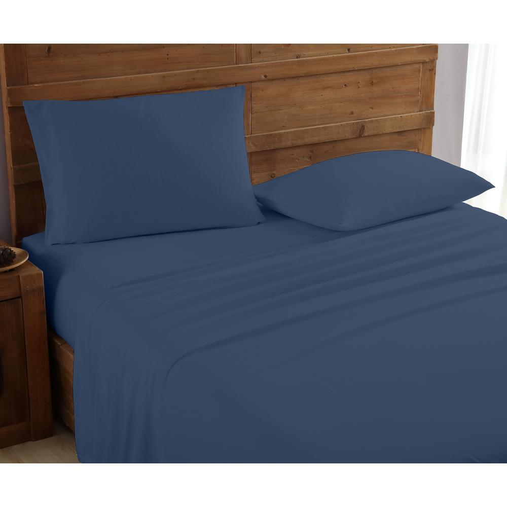 Geraldine 100% Cotton Flannel Twin Sheet Set M577604