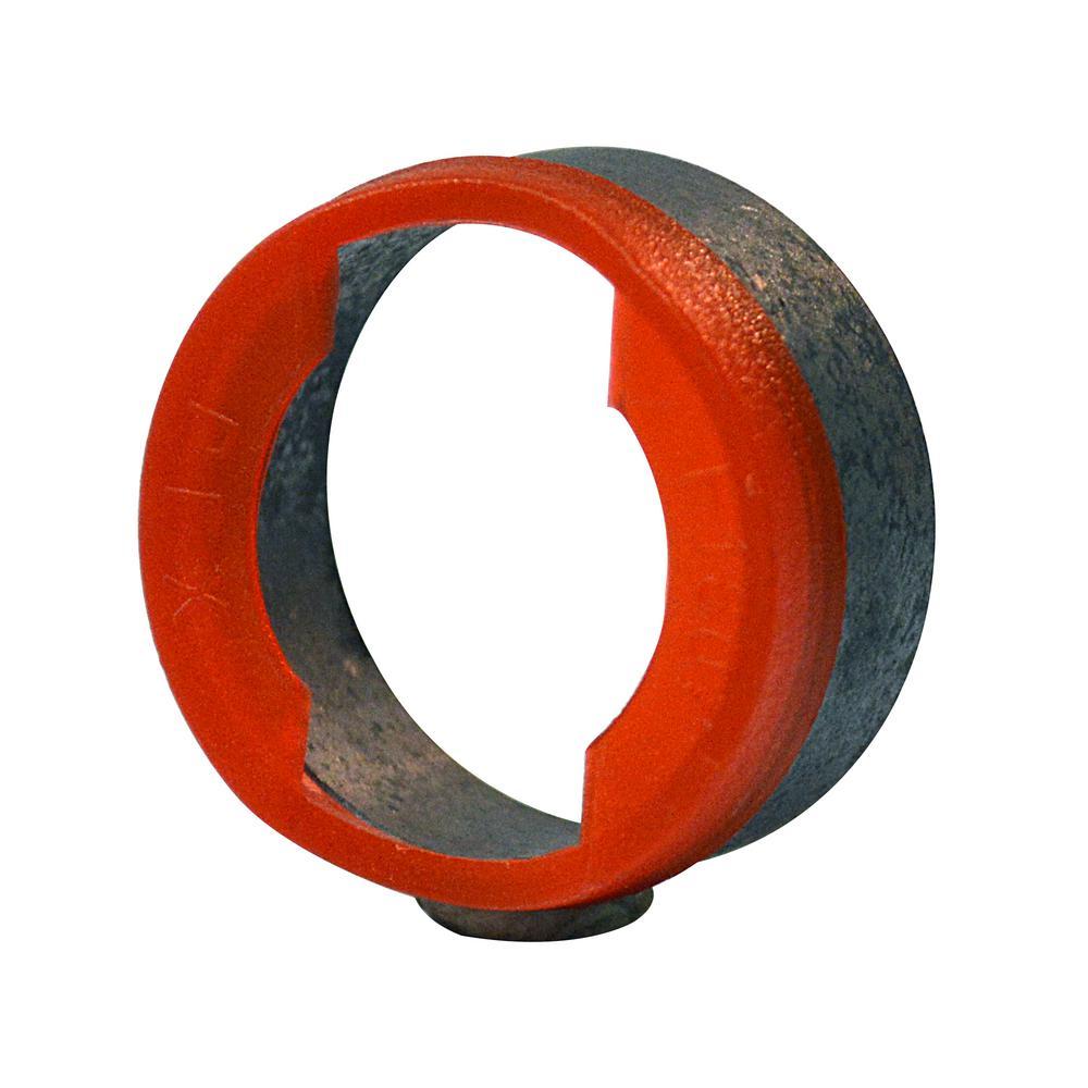 1/2 in. Copper Pro Crimp Ring (10-Pack)