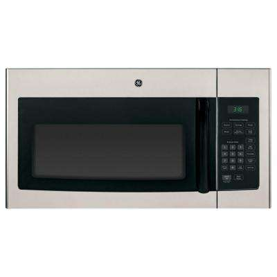 1.6 cu. ft. Over the Range Microwave in Silver Metallic