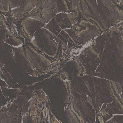 3 in. x 5 in. Laminate Sheet in Portoro with Premium Antique Finish
