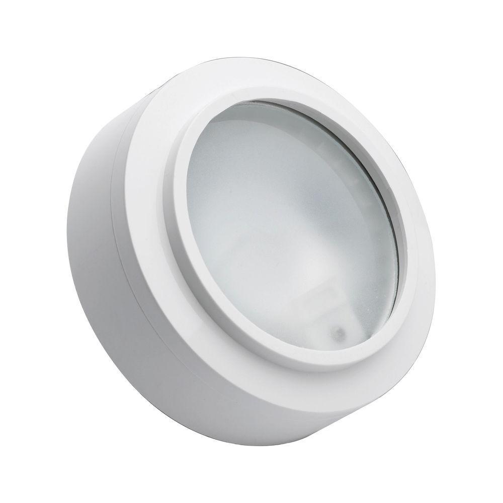 Aurora 1-Light Xenon White Disc Light