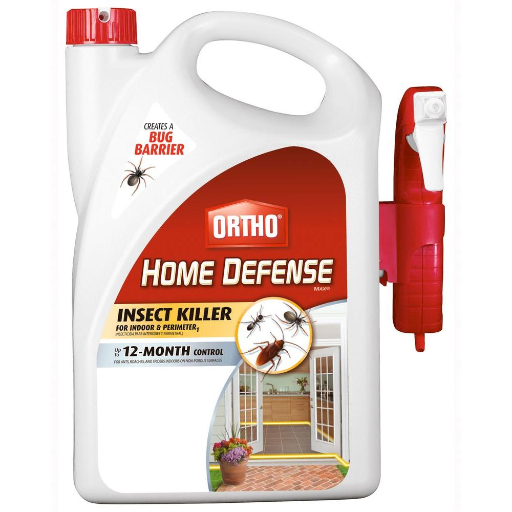 ortho home defense max 1 gal ready to use perimeter and indoor insect killer case of 4. Black Bedroom Furniture Sets. Home Design Ideas