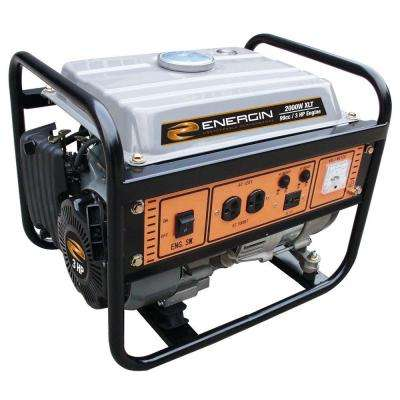 1,500-Watt Gasoline Powered Portable Generator