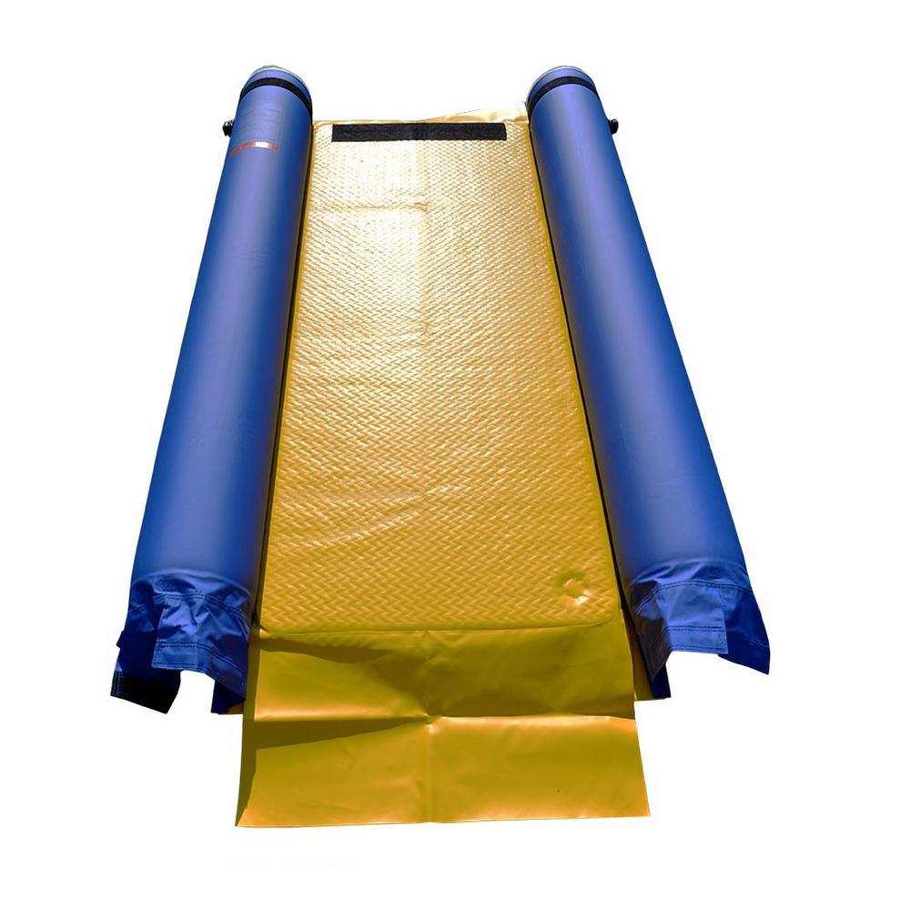 6 ft. Turbo Chute Water Slide Starter Mat Ramp