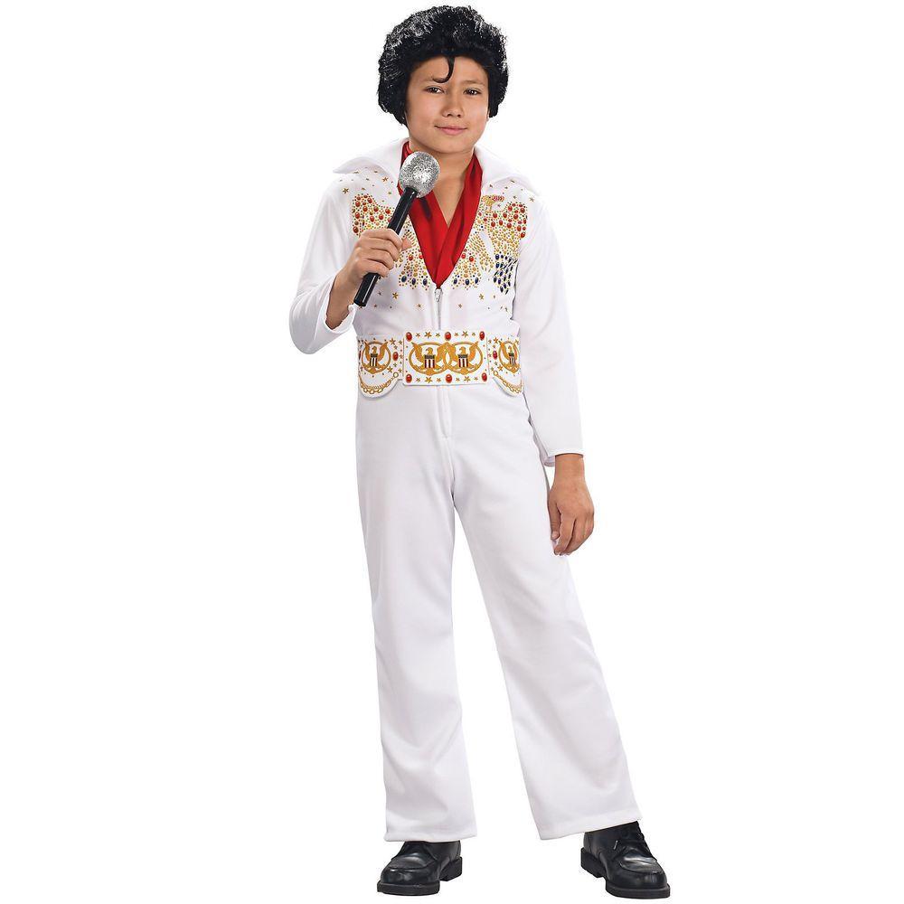 Rubie's Costumes Large Child Elvis Presley Costume