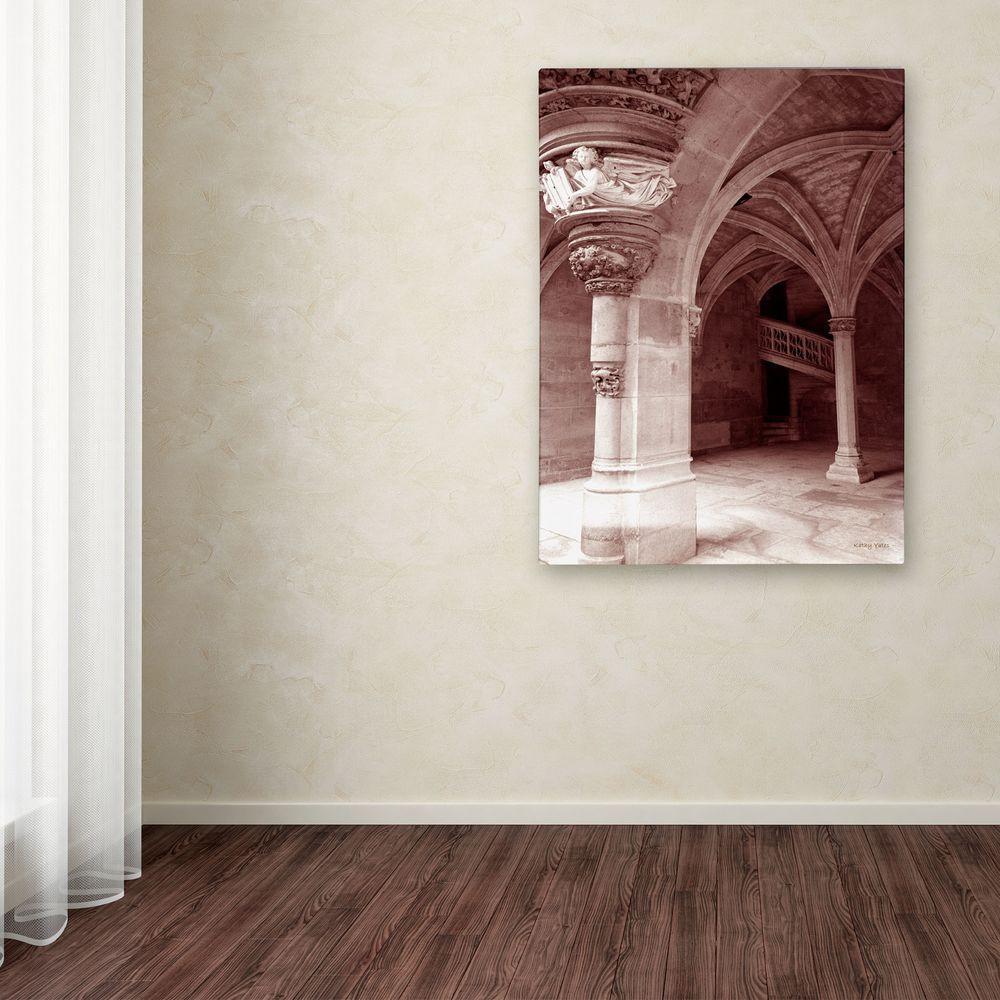 Trademark Fine Art 32 in. x 22 in. Musee De Cluny Canvas Art