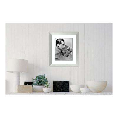 19.38 in. W x 22.38 in. H Cary Grant 1932 by Hollywood Historic Photos Printed Framed Wall Art