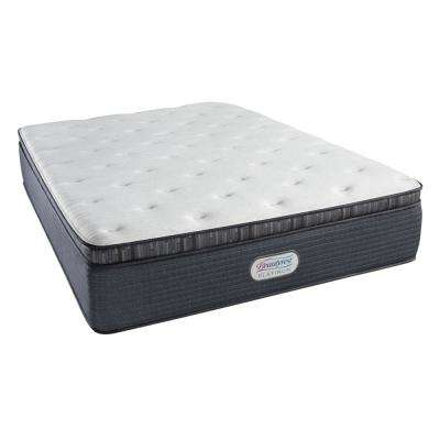 Platinum Spring Grove Plush Pillow Top King Mattress