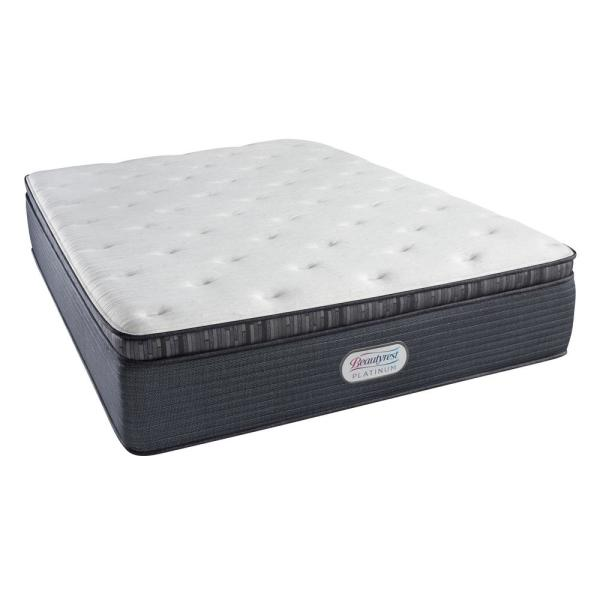 Beautyrest Platinum Spring Grove Plush Pillow Top King Mattress 700800105-1060