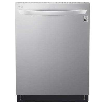 Top Control Tall Tub Dishwasher in Stainless Steel with Stainless Steel Tub