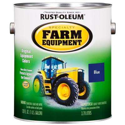 1 gal. Ford Blue Gloss Farm Equipment Paint (Case of 2)