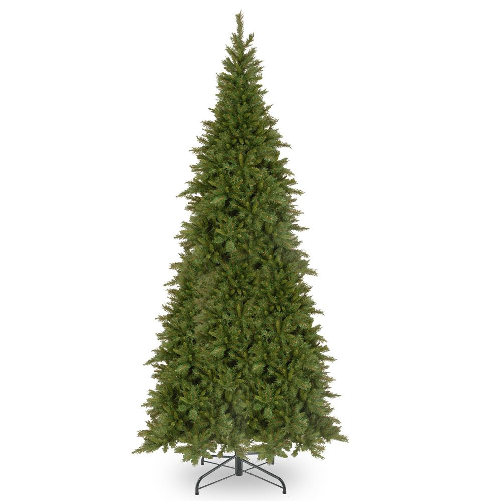 National Tree Company 16 Ft Tiffany Fir Slim Artificial Christmas