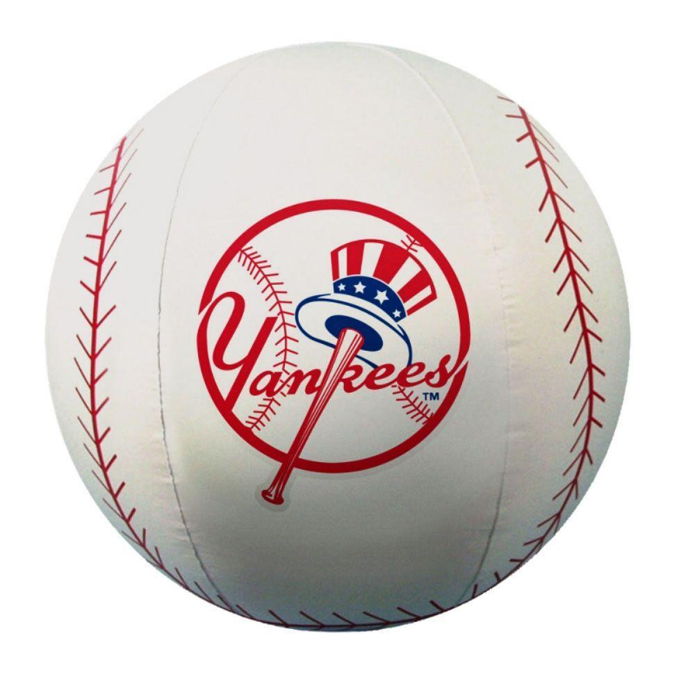 Team Sports America 24 in. Beach Ball - NY Yankees