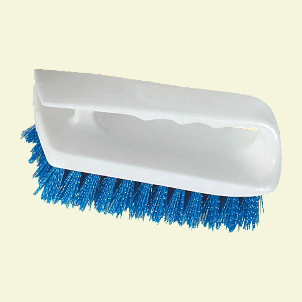 6 in. Polyester Bake Pan Cleaning Brush (Case of 12)