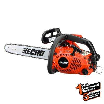 14 in. 30.1cc Gas 2-Stroke Cycle Chainsaw