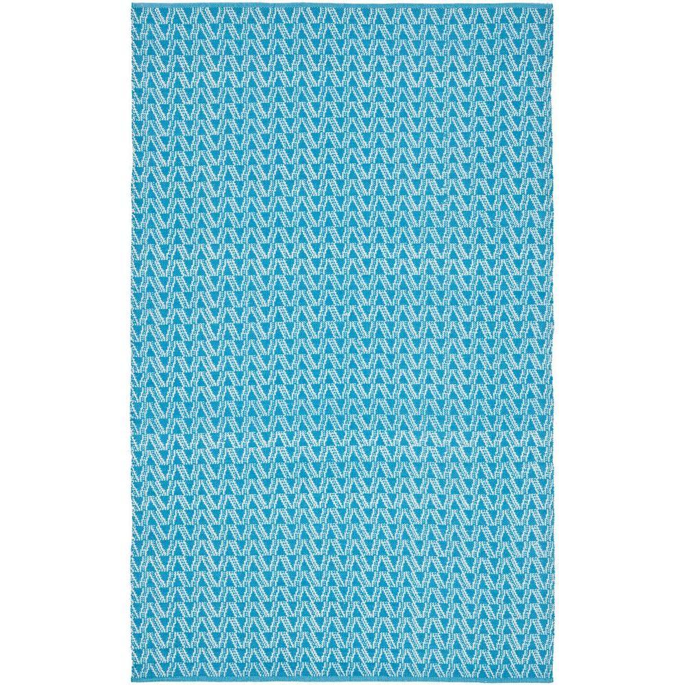 Safavieh Thom Filicia Summer/Blue 5 ft. x 8 ft. Indoor/Outdoor Area Rug