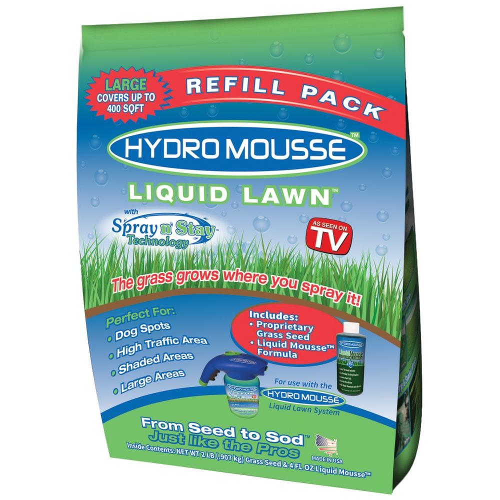 Hydromousse 2 Lb Refill Bag 16500 Hd The Home Depot