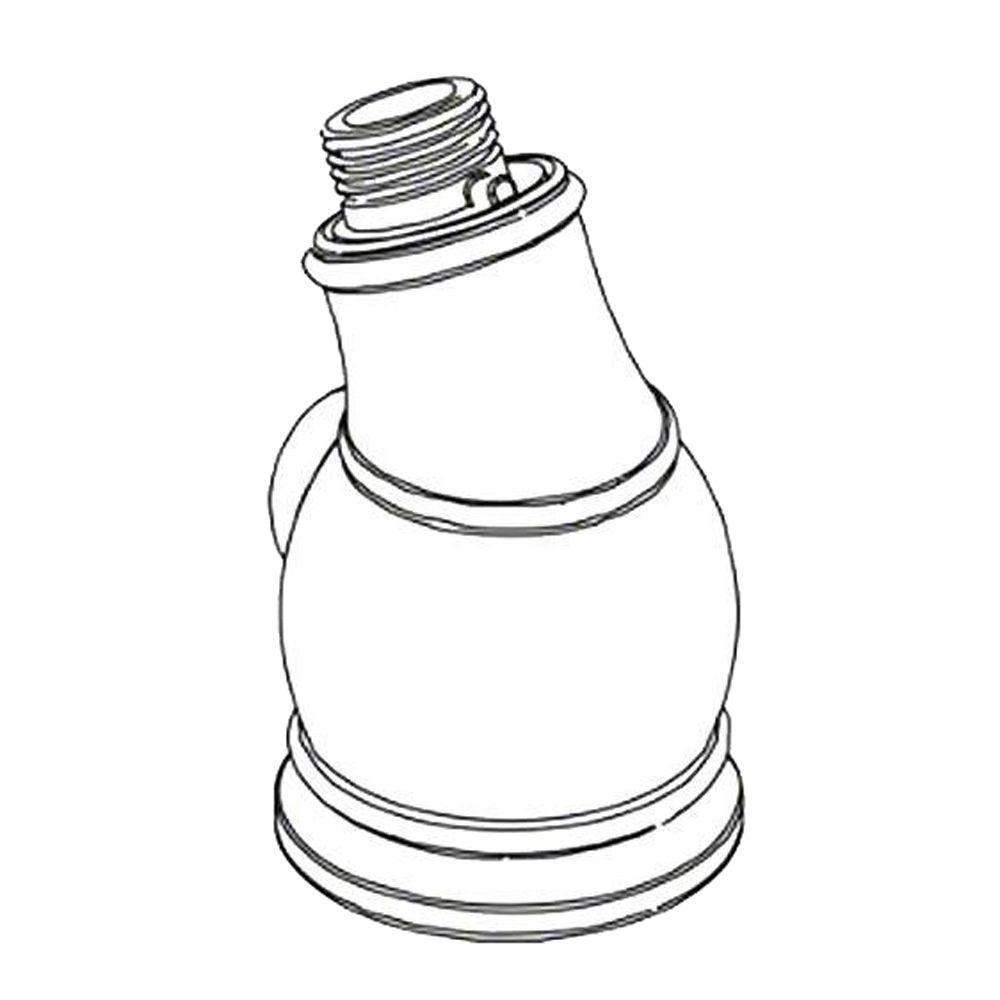 Kohler Vinnata Faucet Spray Assembly in Polished Chrome-1013838-CP ...