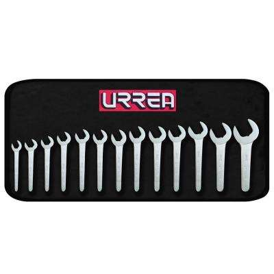 3/4 in. to 1-1/2 in. Service Wrench Set (13-Piece)