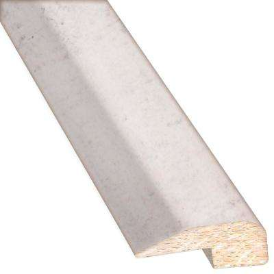 Linen 0.88 in. Thick x 2 in. Wide x 78 in. Length Carpet Reducer Molding