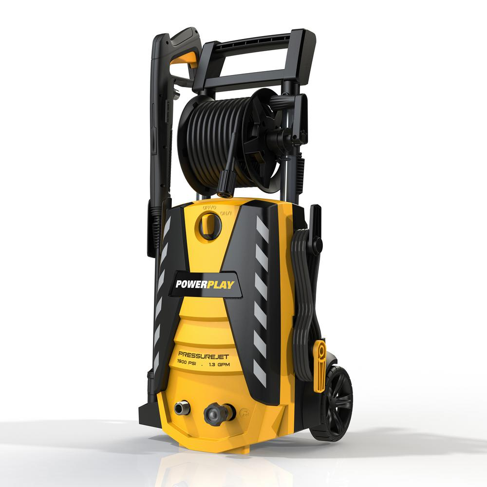 PressureJet 1900 psi Electric Pressure Washer