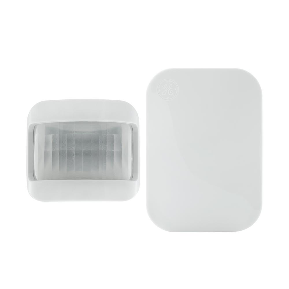 GE MySelectSmart Motion-Activated Wireless Lighting