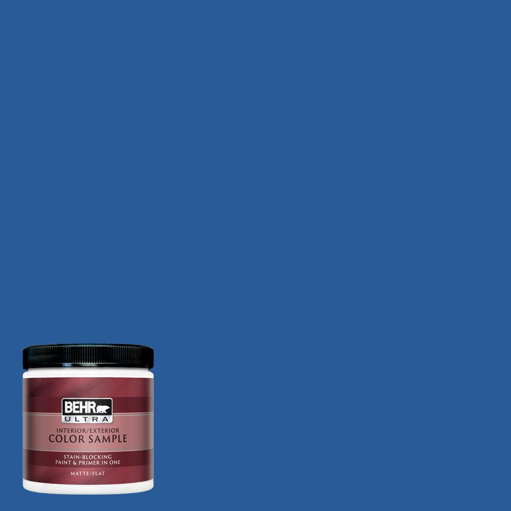 Behr Ultra 8 Oz P510 7 Beacon Blue