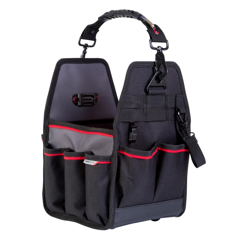 12 in. 21-Pocket Work Tote/Tool Bag