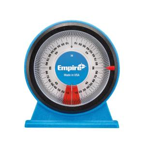 Empire Polycast Magnetic Protractor by Empire