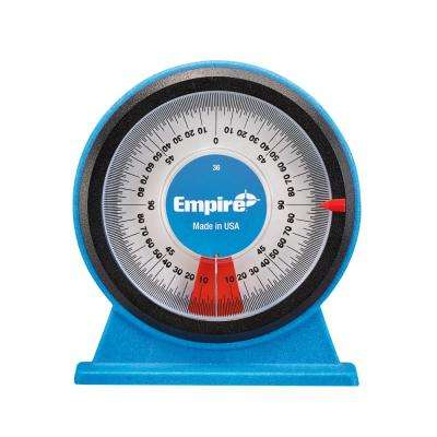 Polycast Magnetic Protractor