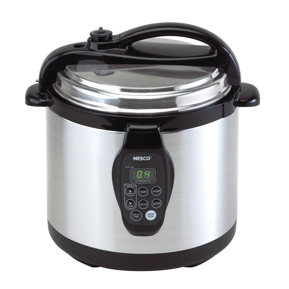 Nesco 6-qt. 3-in-1 Digital Pressure Cooker