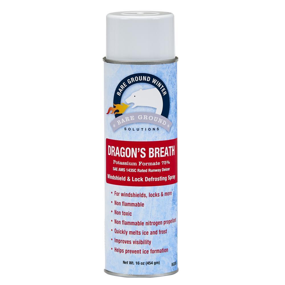 Dragon's Breath De-Icing Spray