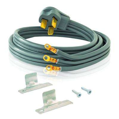 4 ft. 6/3 3-Wire Electric Range Cord