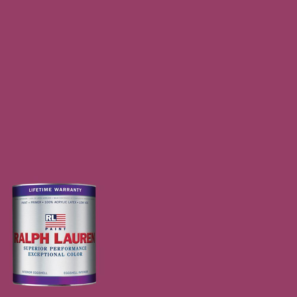 Ralph Lauren 1-qt. Racer Pink Eggshell Interior Paint