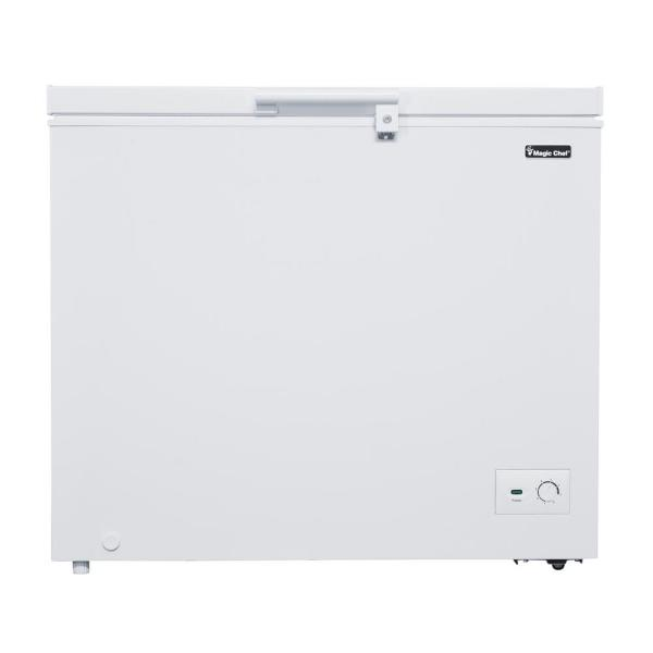 8.7 cu. ft. Manual Defrost Chest Freezer in White