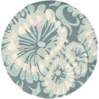 Round Indoor Area Rug