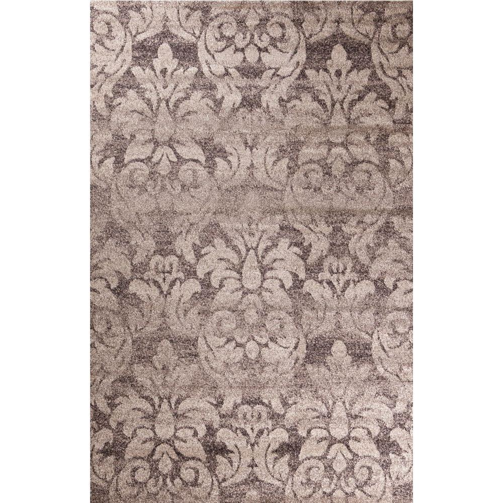 Casa Collection Majestic Brown 3 ft. 3 in. x 4 ft.