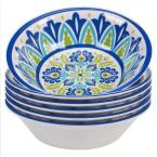 Certified International Martinique Multicolor All Purpose Bowl (Set of 6)