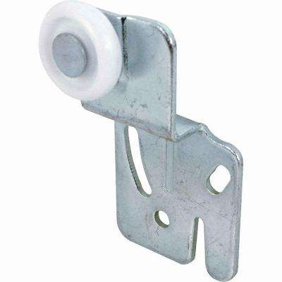 7/8 in. Back Position Top Hung Bypass Closet Door Roller and Bracket