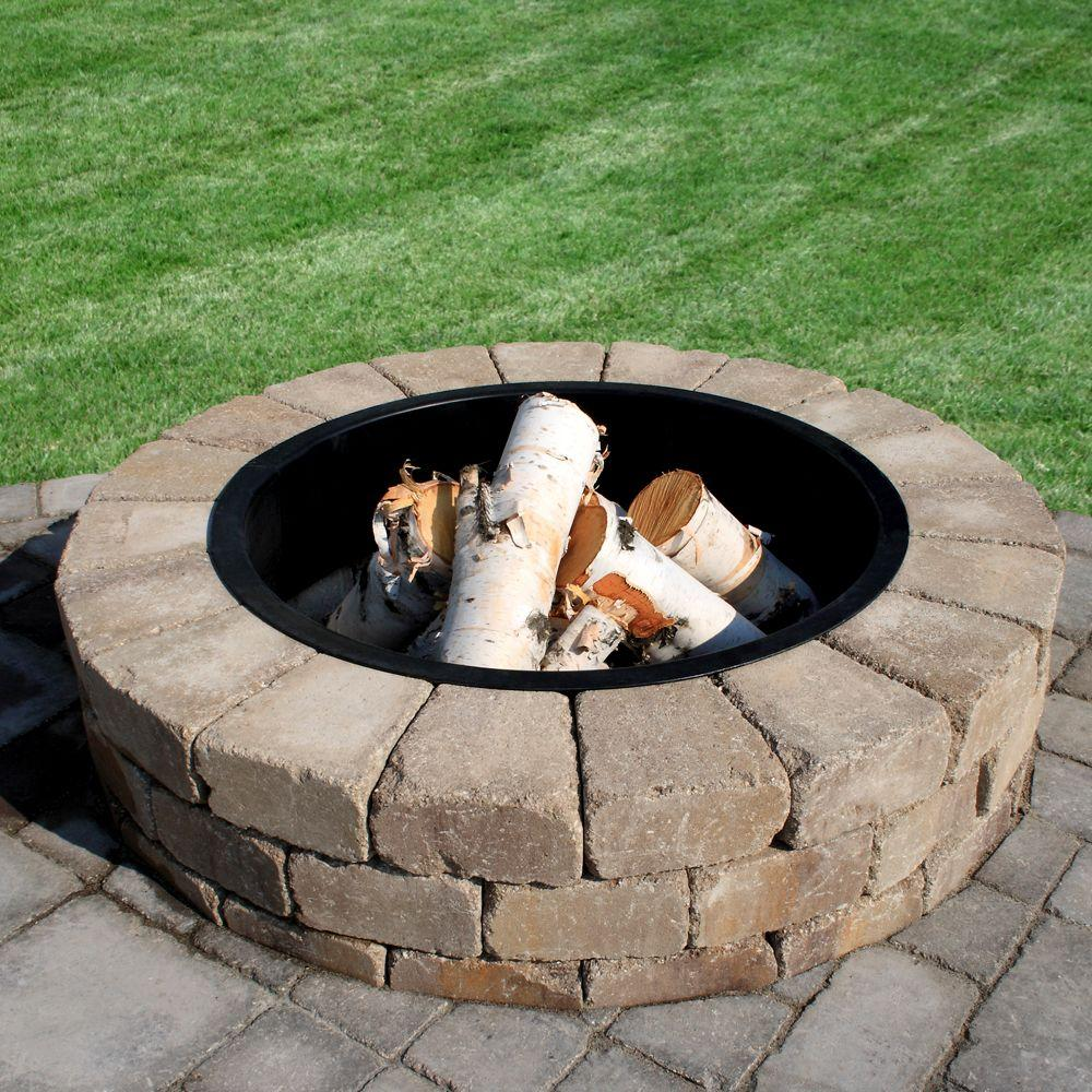 48 Fire Pit Ring Insert   Tyres2c