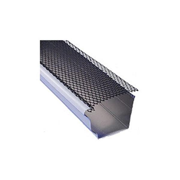 5 in. x 4 ft. Armour Lock Gutter Guard (25-Pack)