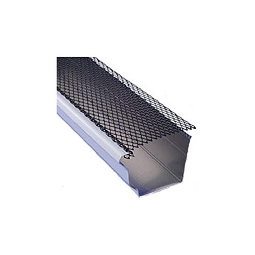 Spectra Metals 5 In X 4 Ft Armour Lock Gutter Guard 25