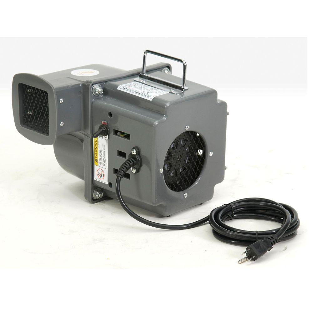 High Velocity 1/4 HP 370 CFM All Purpose DeskTop / Utility Blower
