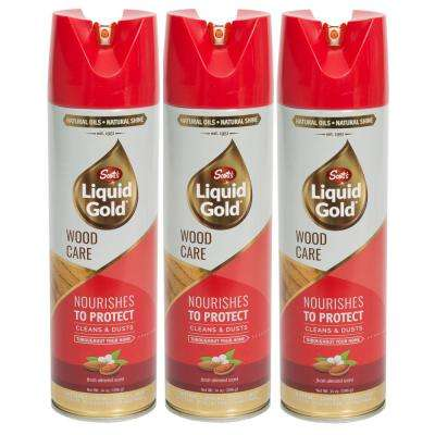 14 oz. Aerosol Wood Care (3-Pack)
